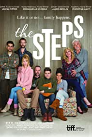 James Brolin, Christine Lahti, Emmanuelle Chriqui, Jason Ritter, Vinay Virmani, and Kate Corbett in The Steps (2015)