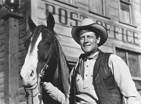 Joel McCrea in The Virginian (1946)