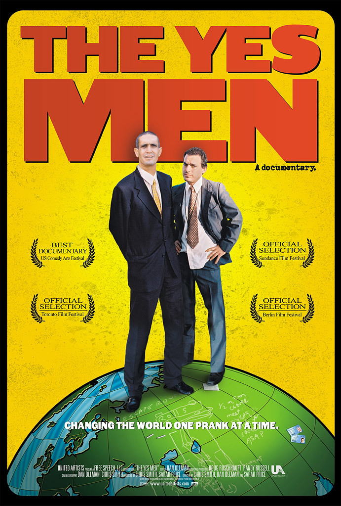 The Yes Men 2003 Imdb