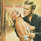 George Peppard and Carroll Baker in The Carpetbaggers (1964)