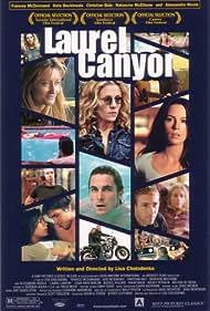 Christian Bale, Kate Beckinsale, Frances McDormand, Natascha McElhone, and Alessandro Nivola in Laurel Canyon (2002)