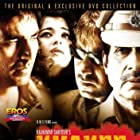 Amitabh Bachchan, Ajay Devgn, Akshay Kumar, and Aishwarya Rai Bachchan in Khakee (2004)