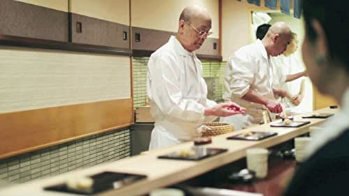 A documentary on 85-year-old sushi master Jiro Ono, his business in the basement of a Tokyo office building, and his relationship with his son and eventual heir, Sukiyabashi.