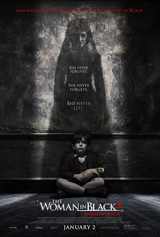 Download The Woman in Black 2: Angel of Death (2014) Full Movie In Hindi-English (Dual Audio) Bluray 480p [330MB] | 720p [800MB]
