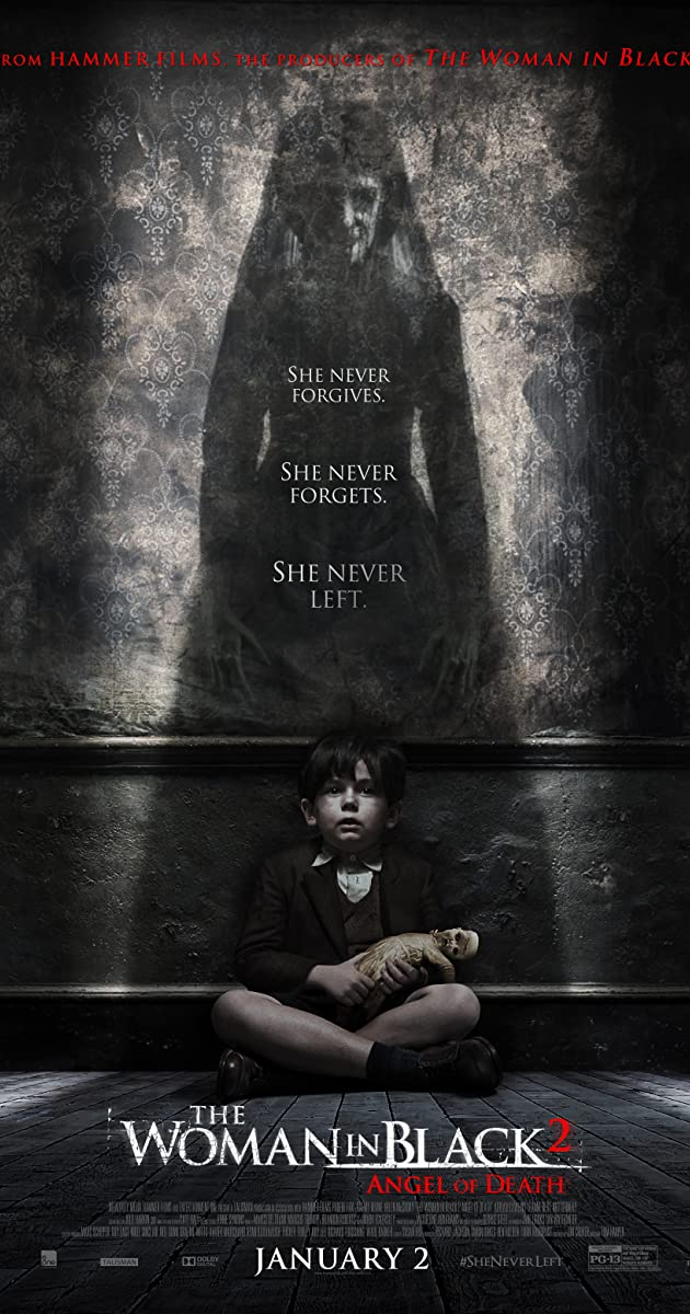 Thiên Sứ Tử Thần - The Woman in Black 2: Angel of Death (2014)