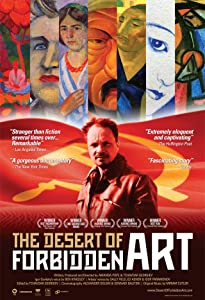 Movie videos free download The Desert of Forbidden Art Russia [480i]