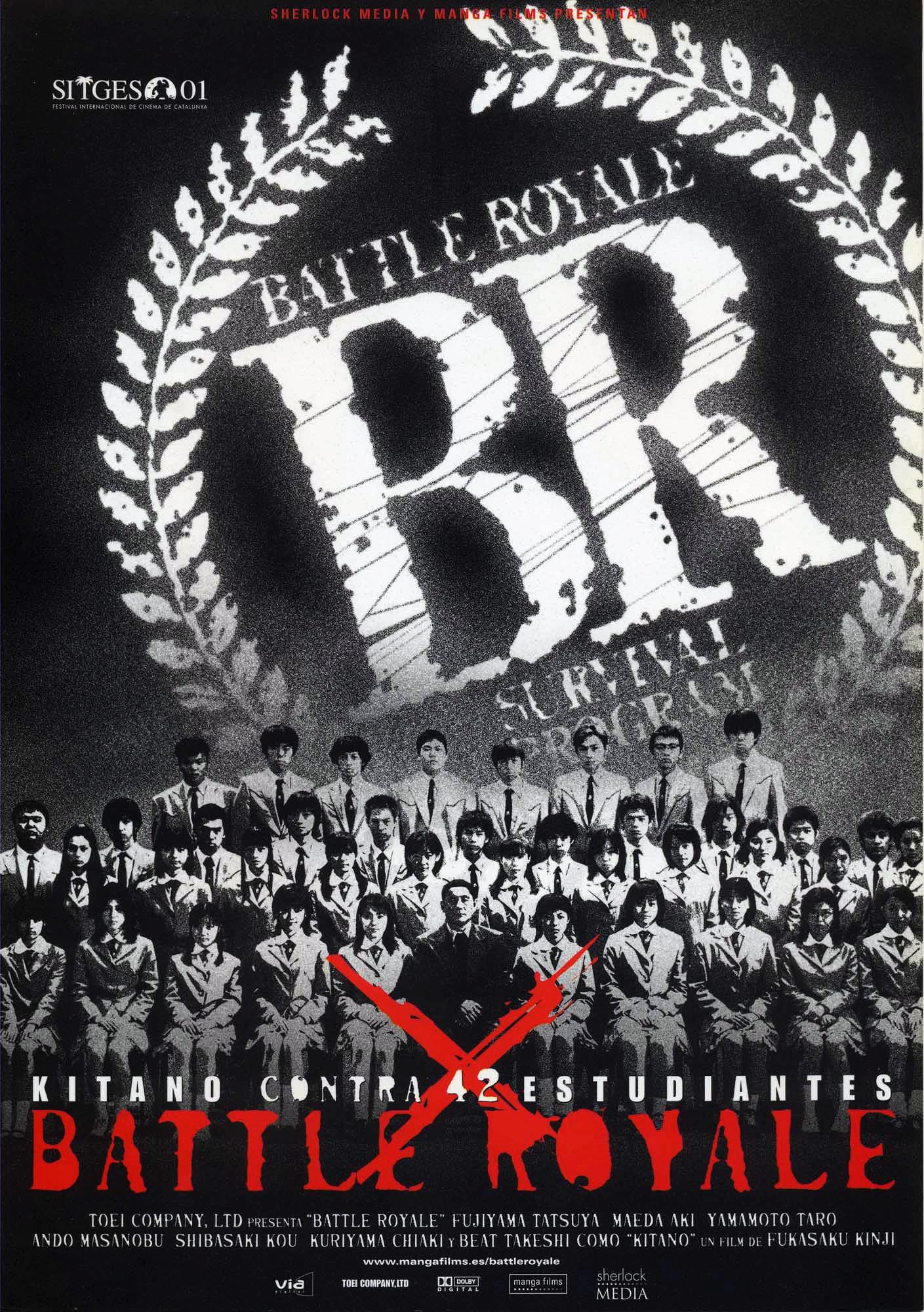 Battle Royale (2000) - IMDb