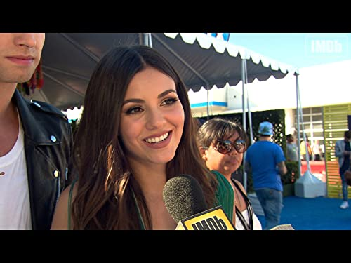 Victoria Justice on Her First IMDb Credit, the Secret to Onscreen Chemistry