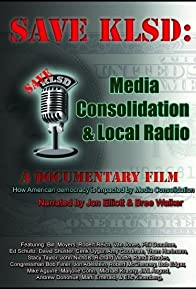 Primary photo for Save KLSD: Media Consolidation and Local Radio