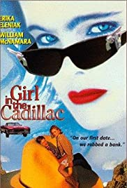Girl in the Cadillac Poster