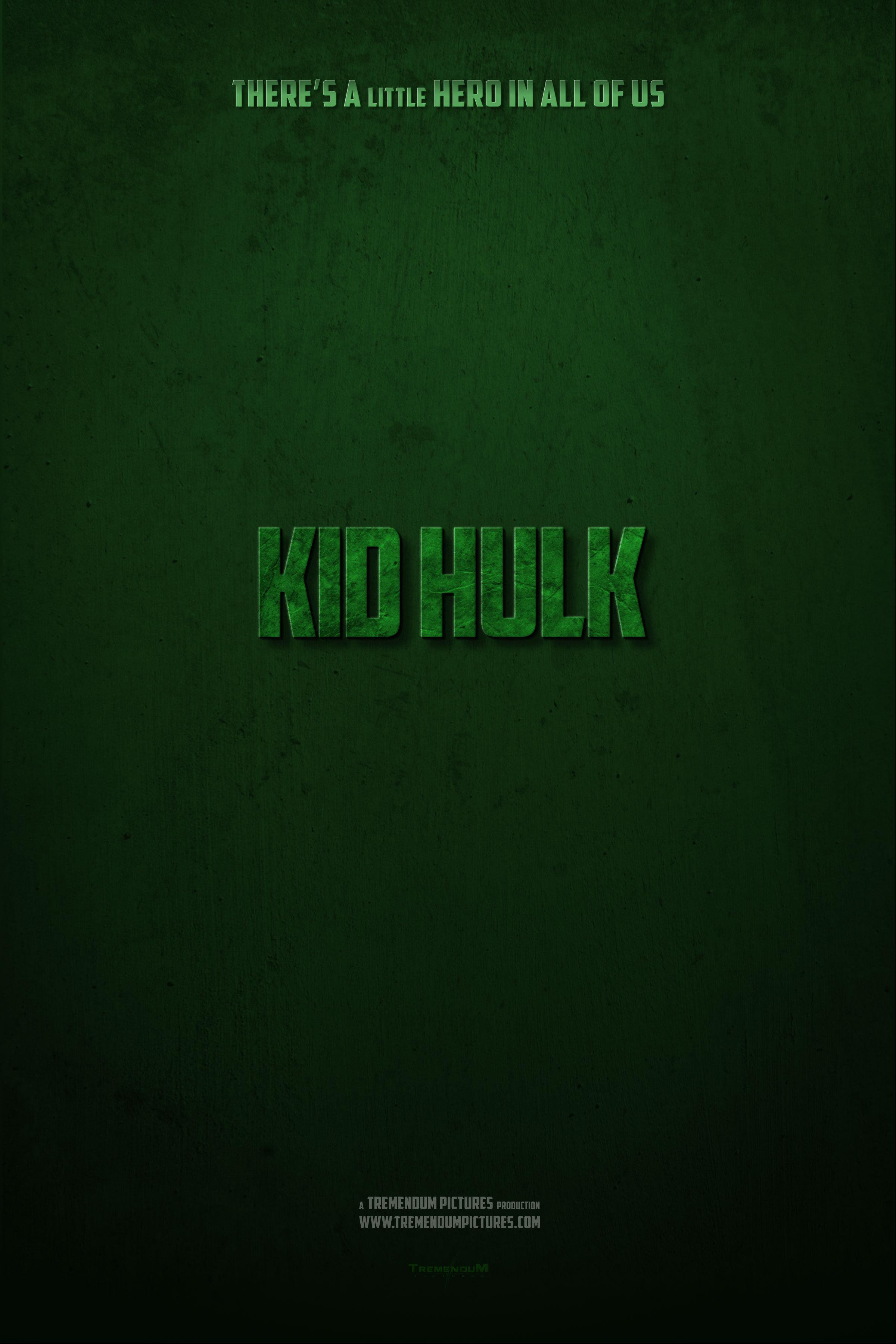 Kid HULK