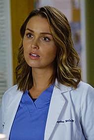 Camilla Luddington in Grey's Anatomy (2005)