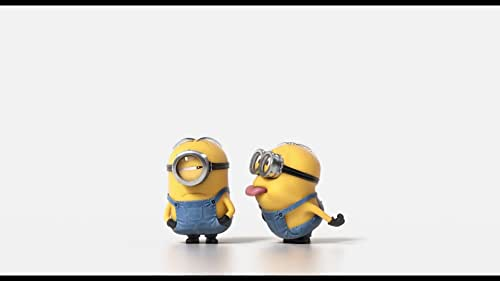 Watch an exclusive video for Minions.