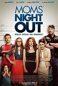 Sean Astin, Patricia Heaton, Trace Adkins, Sarah Drew, and Andrea Logan in Moms' Night Out (2014)