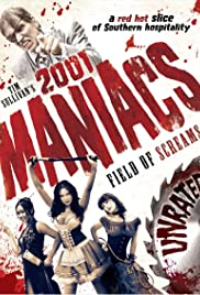 2001 Maniacs: Field of Screams (2010) 720p