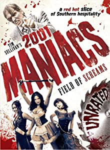 MP4 movie hd download 2001 Maniacs: Field of Screams by Tim Sullivan [640x960]