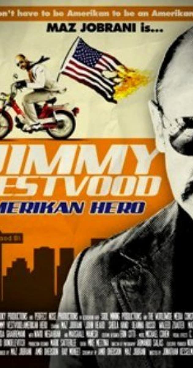 Subtitle of Jimmy Vestvood: Amerikan Hero