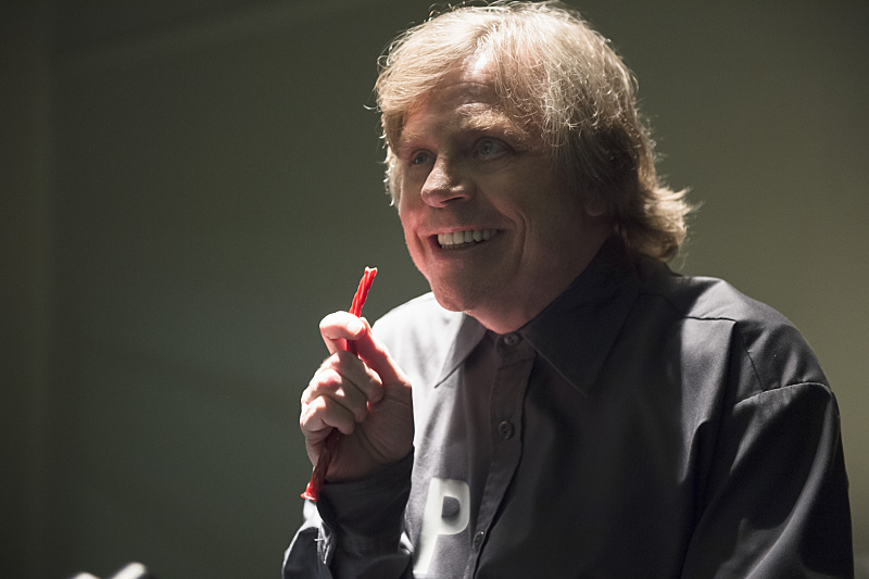Mark Hamill in The Flash (2014)
