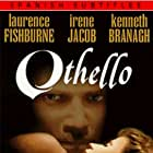 Kenneth Branagh, Laurence Fishburne, and Irène Jacob in Othello (1995)