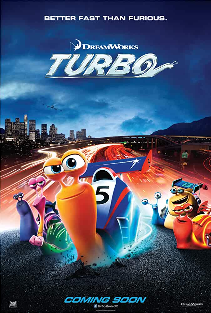 Turbo (2013) Hindi Dubbed