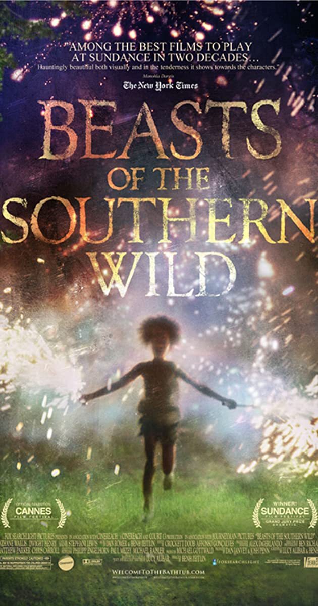 Subtitle of Beasts of the Southern Wild