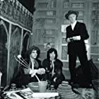 Mick Jagger, Cecil Beaton, and James Fox in Performance (1970)