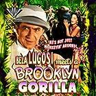 Bela Lugosi, Charlita, Muriel Landers, Duke Mitchell, and Sammy Petrillo in Bela Lugosi Meets a Brooklyn Gorilla (1952)