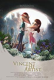 Vincent the Artist Poster