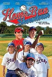 Home Run Showdown Poster