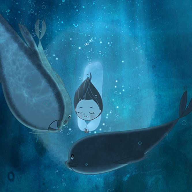 Lucy O'Connell in Song of the Sea (2014)