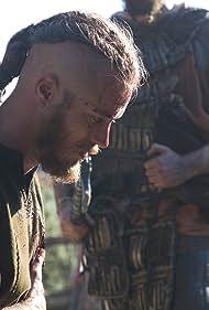Travis Fimmel in Raid (2013)