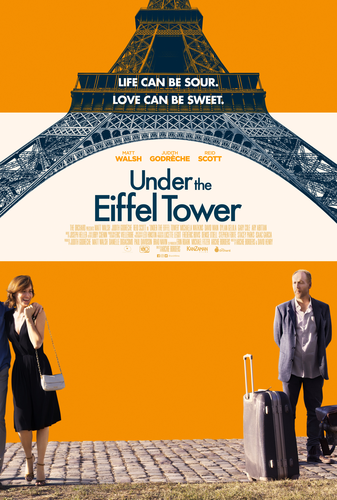 Image result for Under the Eiffel Tower poster