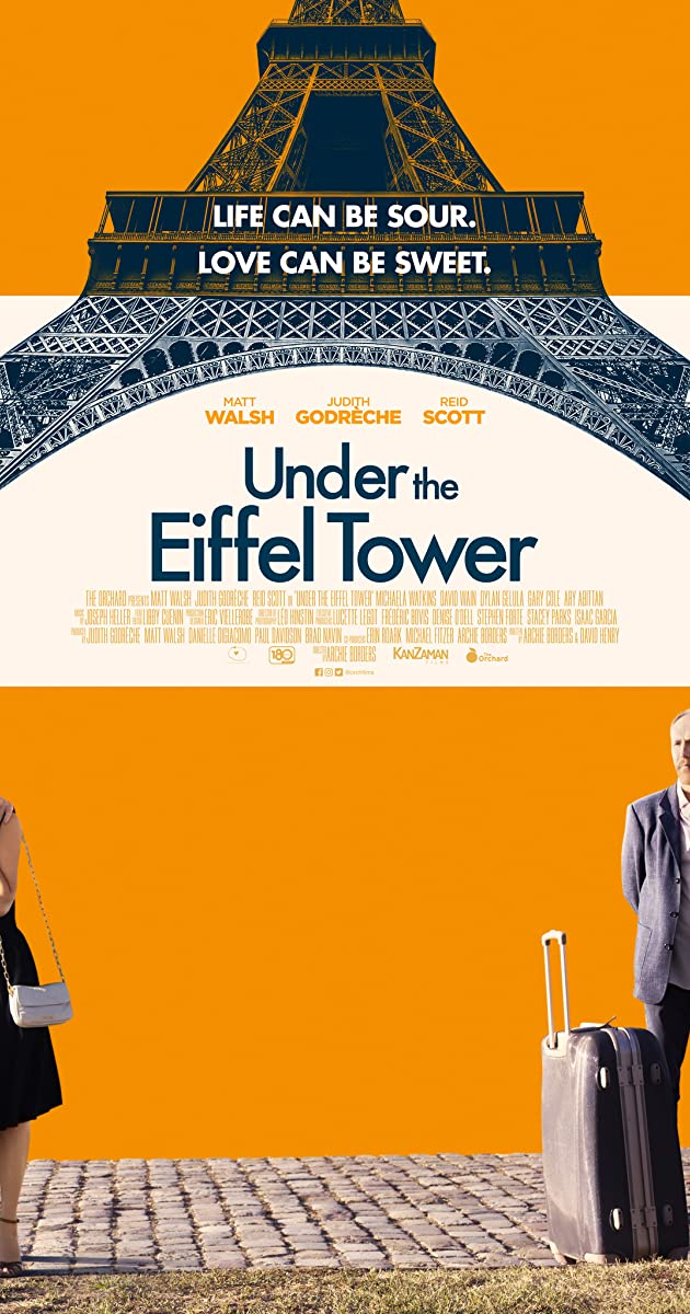 Subtitle of Under the Eiffel Tower