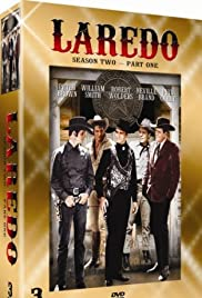 Laredo Poster - TV Show Forum, Cast, Reviews