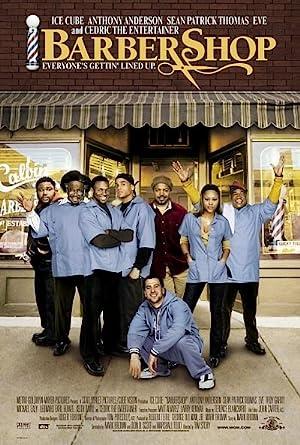 Barbershop Poster Image