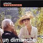 Sabine Azéma and Louis Ducreux in Un dimanche à la campagne (1984)