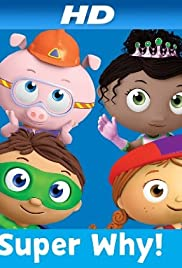 Super Why! Poster