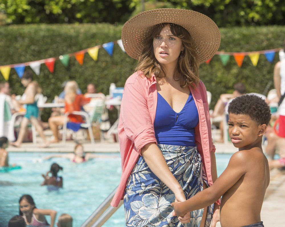 This Is Us The Pool Tv Episode 2016 Imdb
