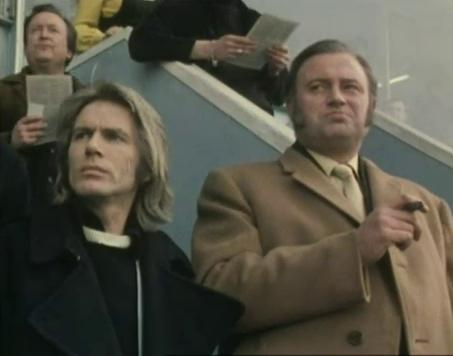 Iain Cuthbertson and Adam Faith in Budgie (1971)