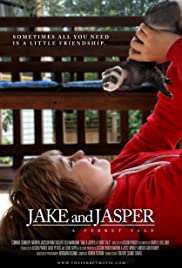 Jake and Jasper: A Ferret Tale Poster