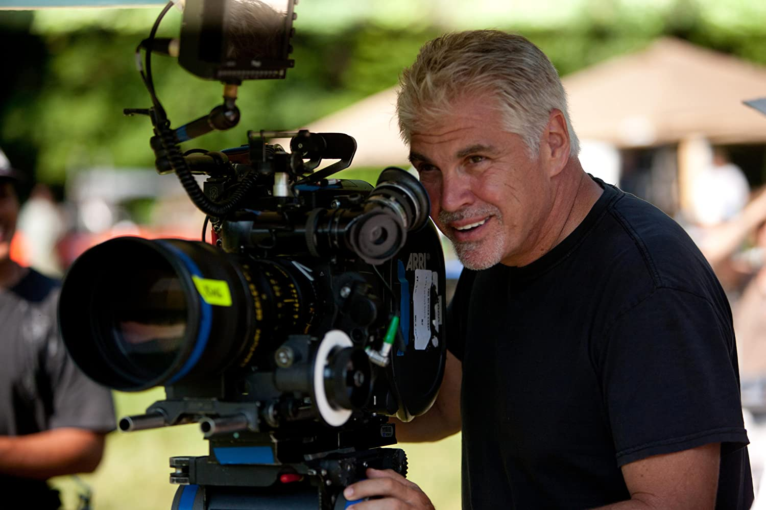 Gary Ross in The Hunger Games (2012)