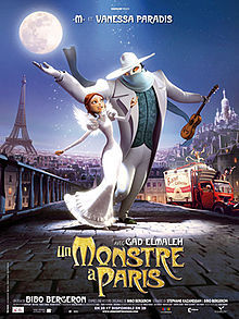 Download A Monster in Paris (2011) Dual Audio [Hindi-English] 480p [300MB] || 720p [900MB]