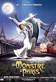 A Monster In Paris Poster