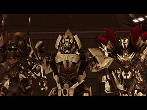 Transformers: Dark of the Moon - Game Launch Trailer