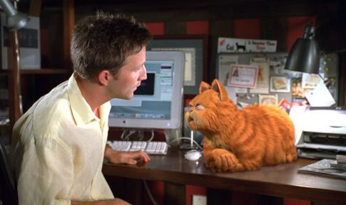 Breckin Meyer in Garfield (2004)
