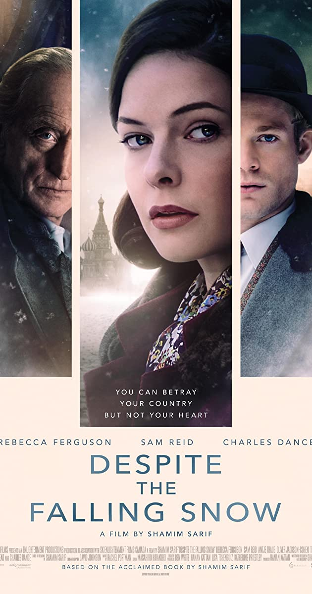 Despite the Falling Snow (2016)