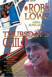 Thursday's Child Poster