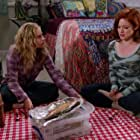 Allie Grant and Jane Levy in Suburgatory (2011)