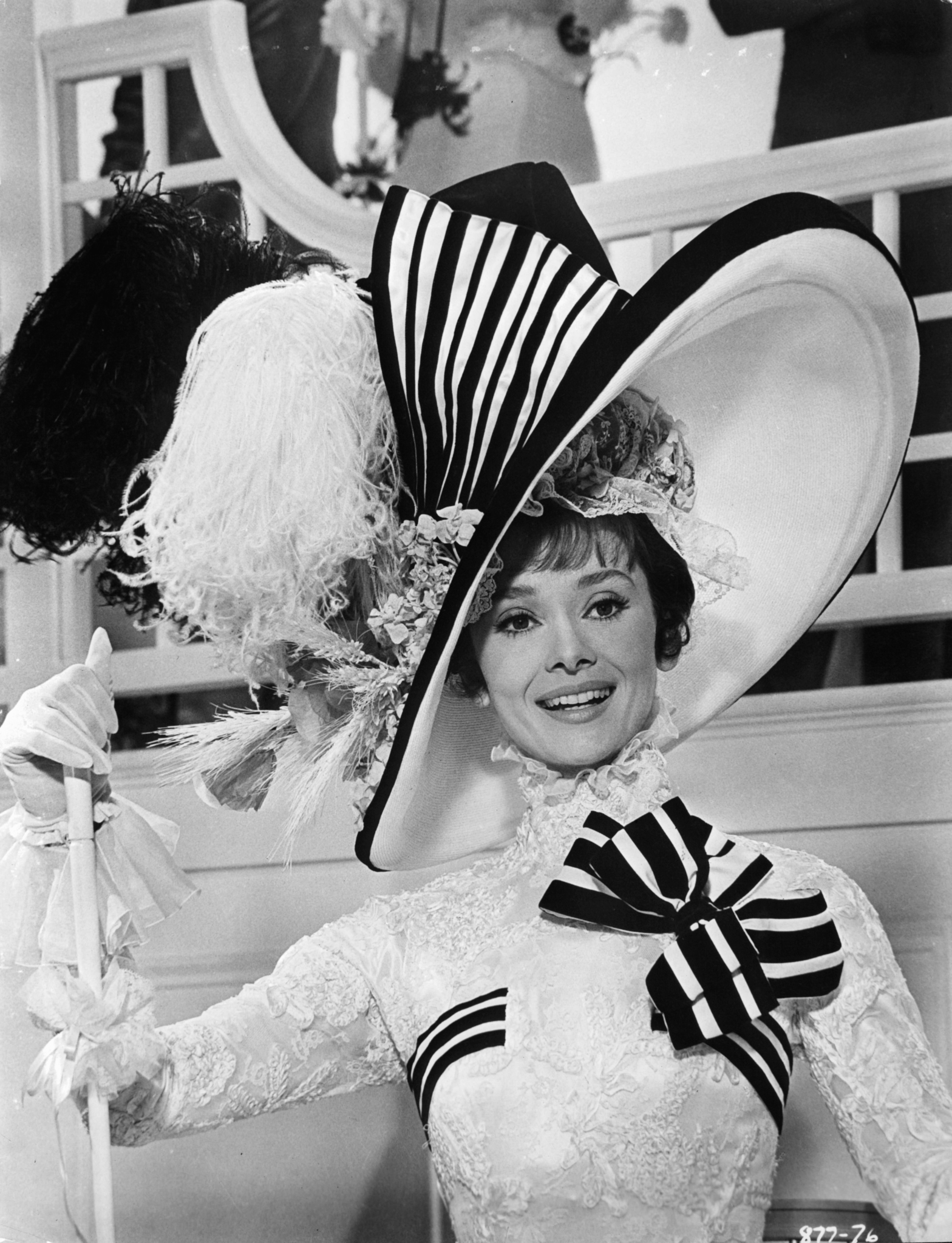 Audrey Hepburn in My Fair Lady (1964)
