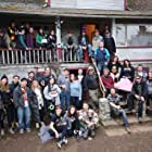 """Cast & crew of feature film """"Black Fly"""" (2014)."""